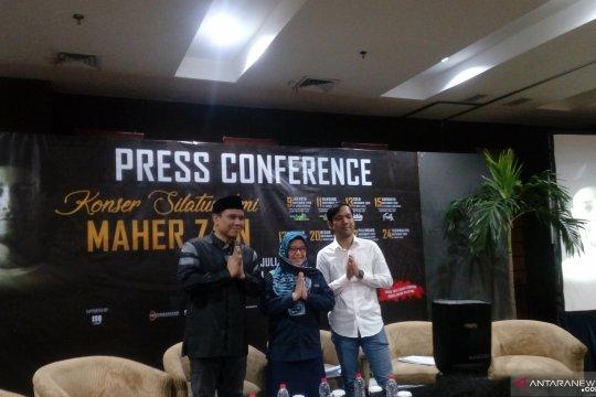 Maher Zain akan konser di delapan kota di Indonesia