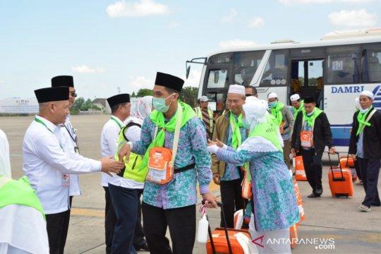 Sudah 9 kloter jamaah haji Embarkasi Banjarmasin tiba di Tanah Air