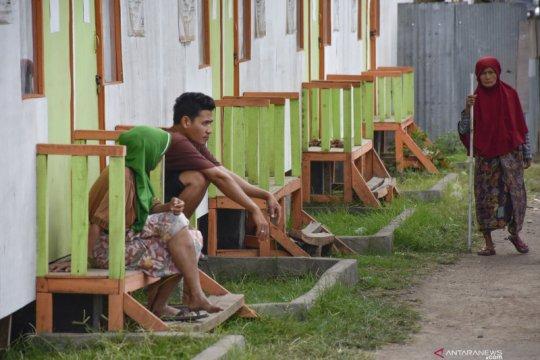 Pemerintah serahkan 40 ribu rumah korban gempa NTB