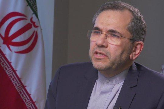 Dubes: 17.161 warga Iran tewas di tangan teroris