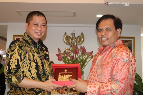 Indonesia-China gelar forum energi internasional