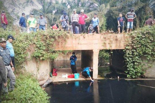 Polisi periksa perusahaan terkait dugaan pencemaran limbah di Kotim