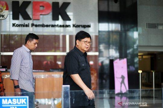 Laksamana Sukardi diperiksa KPK