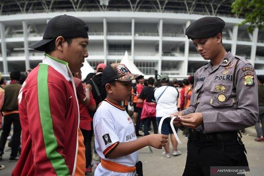 Izin kepolisian harus jadi prioritas setelah Liga 1 dihentikan
