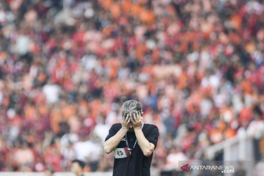 Laga Persija Jakarta vs Persib Bandung berakhir imbang