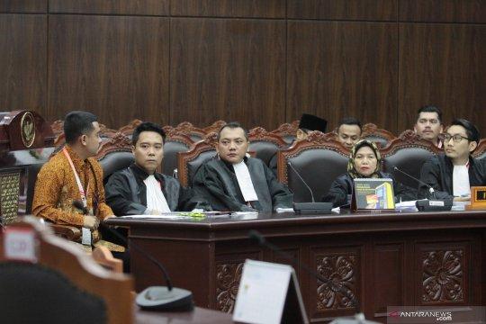 Partai NasDem gugat hasil pemilu DPR dan DPRD DKI Jakarta