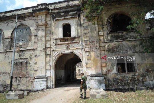 Mau direstorasi, Kementerian PUPR survei Benteng Pendem Ngawi