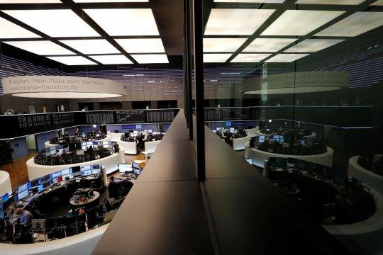 Bursa saham Jerman ditutup melemah, indeks DAX-30 turun 0,12 persen