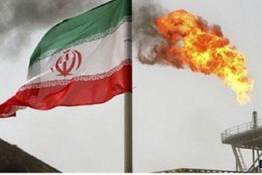 Iran teken kontrak 440 juta dolar AS kembangkan ladang gas di Teluk