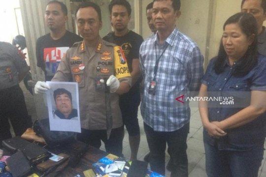 Polrestabes tembak mati penjambret di Surabaya