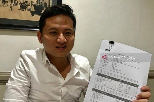 Empat Kepala daerah Jatim laporkan LHKPN ke KPK