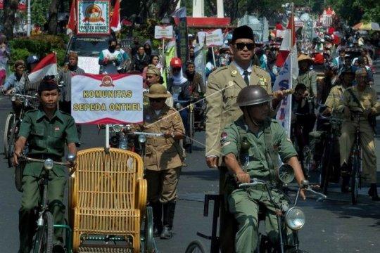 Pawai kekayaan budaya Jawa Tengah Page 3 Small