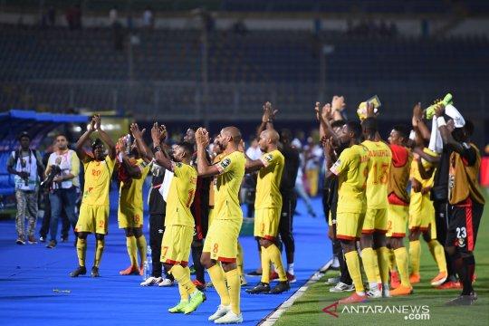 Benin puas dan bangga meski terhenti di perempat final