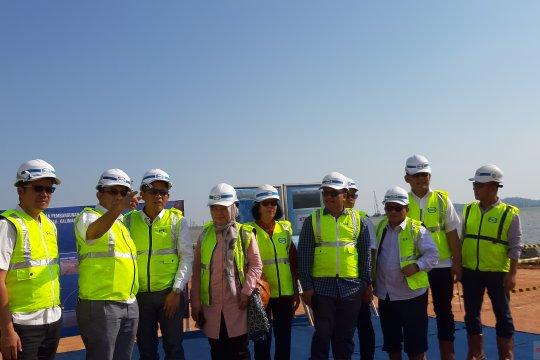 Terminal Kijing di Kalimantan Barat ditargetkan beroperasi Juli 2020