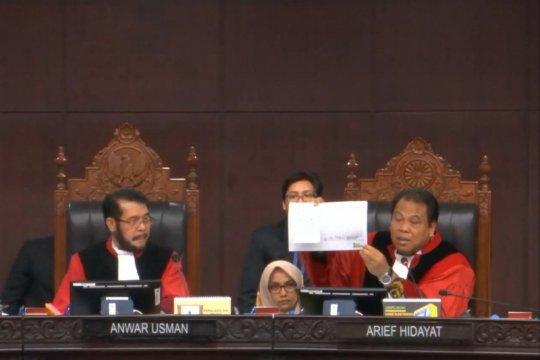 """Sidang Pileg, hakim tegur pemohon yang minta """"pemilihan suara ulang"""""""