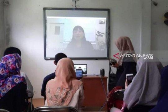STAIN Meulaboh Aceh gelar kuliah daring internasional perdana