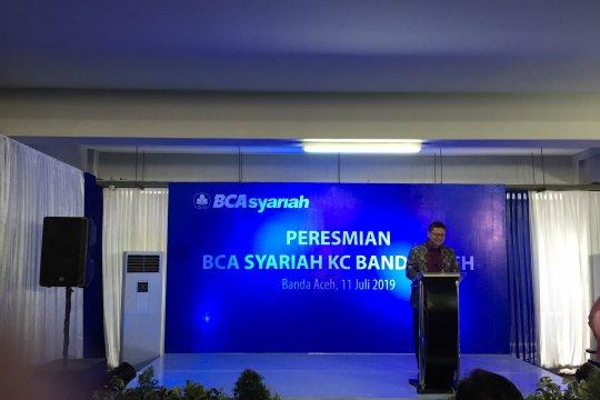 BCA Syariah: Banda Aceh tempati posisi DPK tertinggi di Sumatera