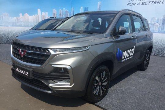 Wuling kenalkan Almaz tujuh penumpang berteknologi Wind