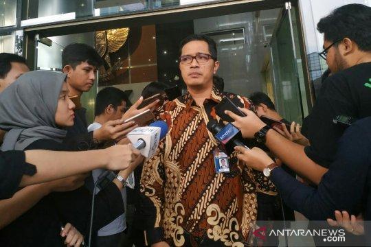 KPK resmi serahkan permohonan sebagai pihak ketiga gugatan Sjamsul