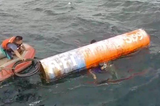KKP tertibkan rumpon ilegal diduga milik nelayan Malaysia