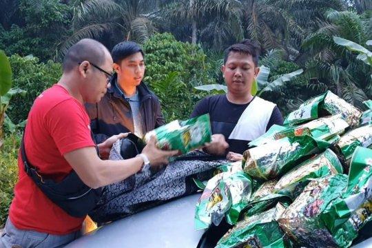 Polres Jakbar tangkap pengedar sabu di Riau