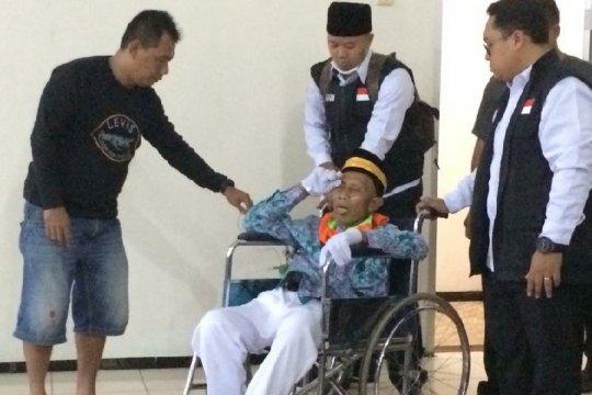 Seorang calon haji asal kota Tasikmalaya meninggal dunia