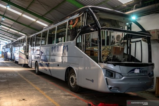 Kemenperin: Industri bus nasional mampu bertahan di tengah pandemi