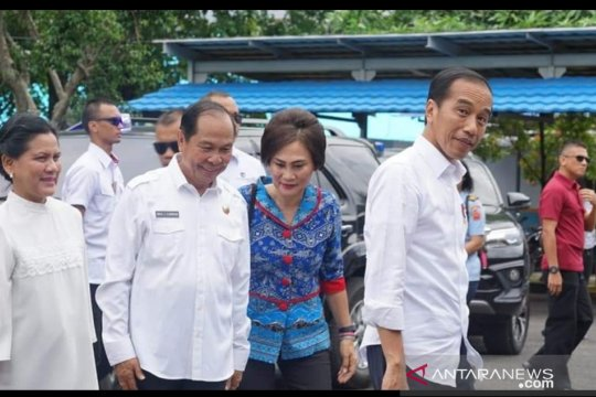 Dukung program Jokowi kembangkan pariwisata Sulut, PLN siap investasi