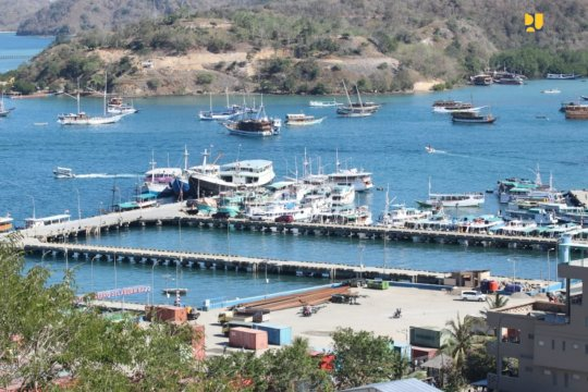 Pelabuhan Labuan Bajo jadi pelabuhan khusus wisata
