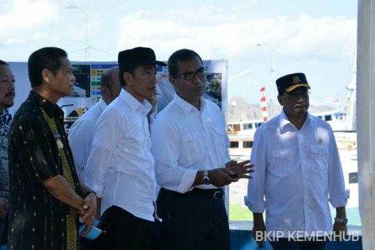 Kemenhub kembangkan Pelabuhan Labuan Bajo sebagai terminal penumpang