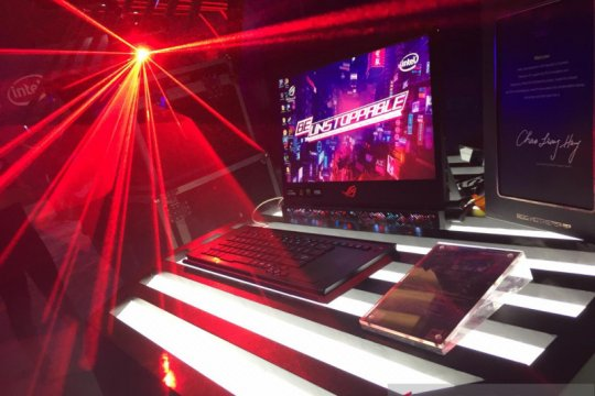 ASUS klaim kuasai lebih dari 50 persen pasar laptop gaming Indonesia