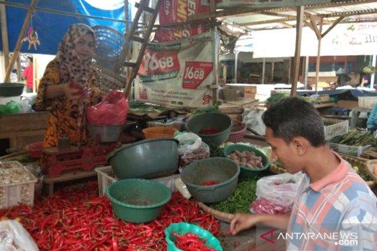 Harga cabai di Batang tembus Rp60.000/ kilogram