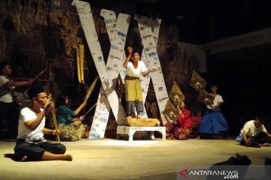 """Seniman Madura usung """"Retorika Kerinduan"""" di Museum Lima Gunung"""