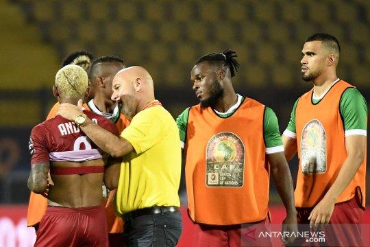 Ringkasan Piala Afrika, catatan bersejarah Benin-Madagaskar berakhir