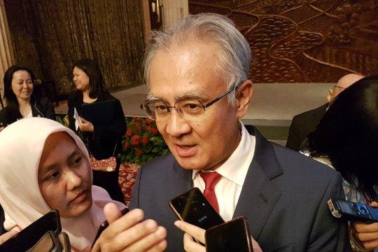 Jepang: kebebasan navigasi Laut China Selatan harus dipertahankan