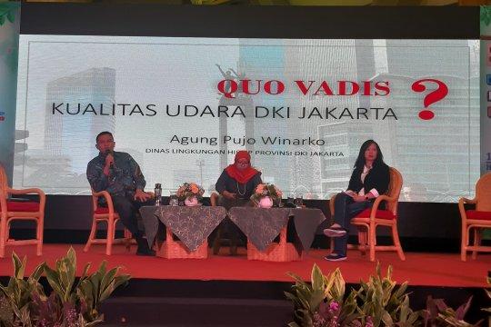 Pemprov DKI minta dukungan warga untuk kurangi pencemaran udara