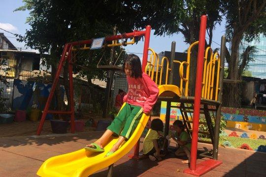 Anies harapkan tahun 2020 ada 200 taman di DKI Jakarta