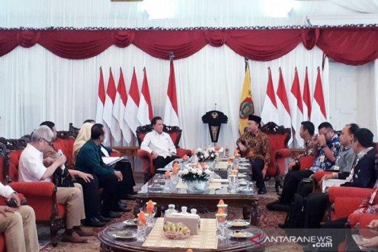 Gubernur Kalteng dukung pembangunan pipa gas Trans Kalimantan