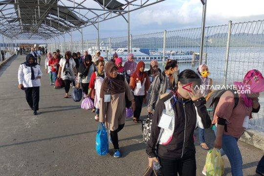 Malaysia usir 117 WNI pekerja ilegal di Sabah