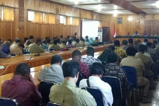 KPK selenggarakan bimtek pengisian LHKPN di Papua dan Papua Barat