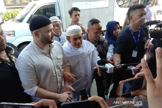 Ridho Rhoma penuhi panggilan ketiga Kejaksaan Negeri Jakarta Barat