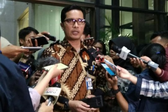 KPK telusuri sumber lainnya penerimaan gratifikasi Nurdin Basirun