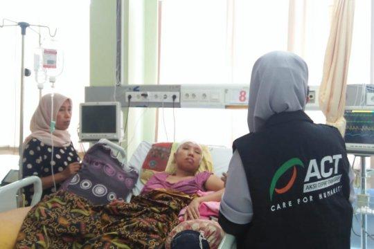ACT-MRI NTB santuni korban tabrak lari