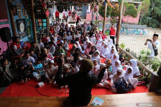Menghidupkan mimpi di Kampung Dongeng Indonesia