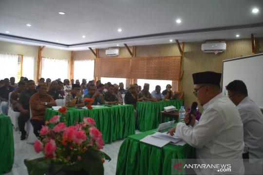 Rehabilitasi hutan dan lahan disosialisasikan di Gorontalo