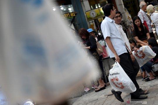 Pemerintah: hanya kantong plastik belanja yang dikenai cukai