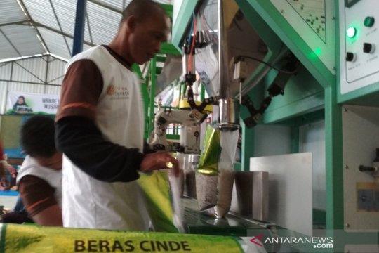 Kehadiran pabrik pengemasan beras ikut stabilkan harga gabah di Blora