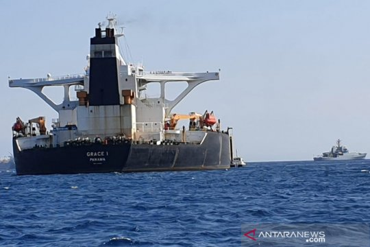 Inggris akan bebaskan tanker Iran asalkan mereka tidak pergi ke Suriah