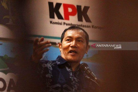 Pimpinan KPK: Saya belum bisa komentari penggeledahan di Surabaya