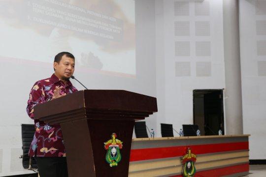 Pj Wali Kota Makassar paparkan strategi implementasi KTR